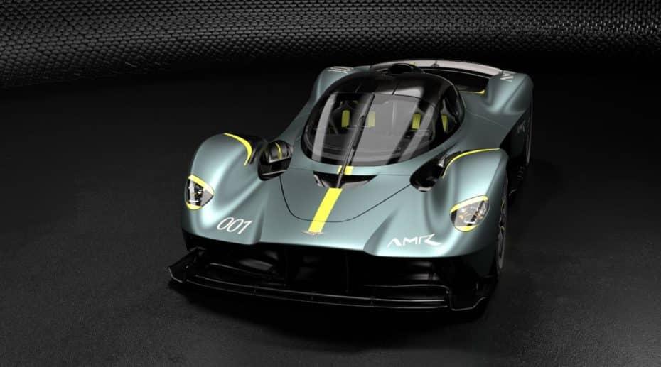 Aston Martin Valkyrie Track Performance Pack: Reducir el tiempo de vuelta un 8% ya es posible…