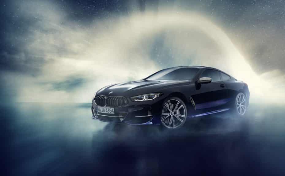 BMW Individual M850i Night Sky: Un modelo único hecho con material extraterrestre