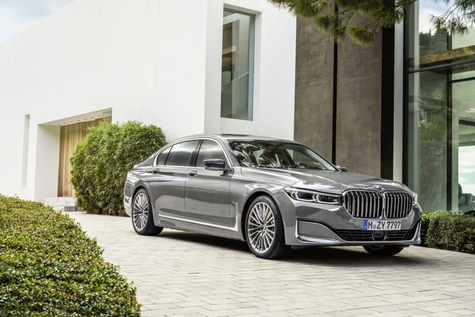 ¡Oficial! Nuevo BMW Serie 7 2019: El pináculo de la elegancia y el dinamismo