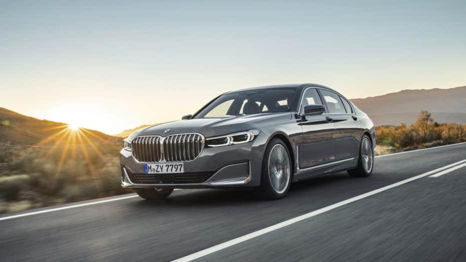 El renovado BMW Serie 7 ya tiene precios: Una amplia gama para todos los gustos