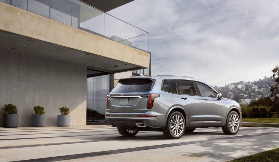 Así es el nuevo Cadillac XT6: Un SUV con tres filas de asientos y un motor V6 de 314 CV