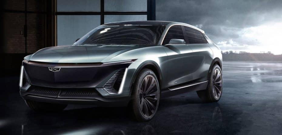 Cadillac muestra su futuro modelo 100% eléctrico y GM hace gala de su plataforma flexible