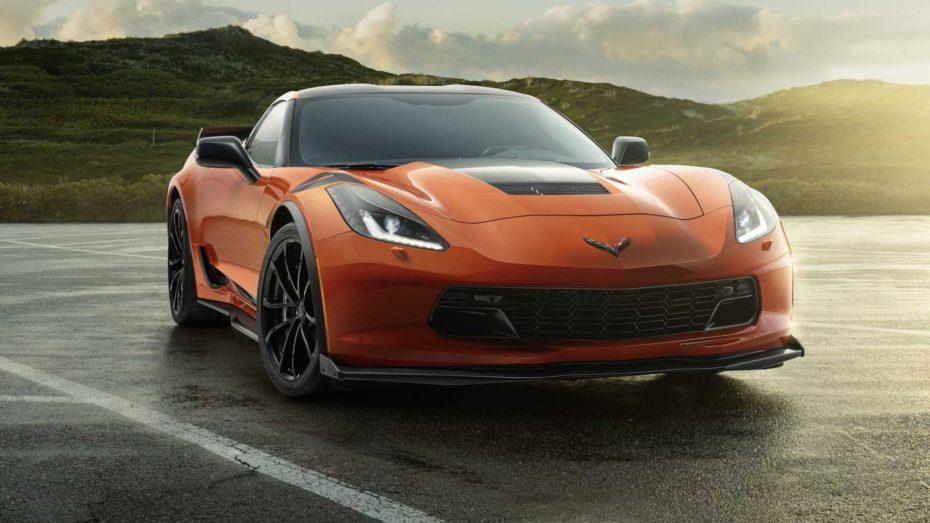Chevrolet Corvette Final Edition: Última oportunidad para hacerte con un Corvette C7 en Europa