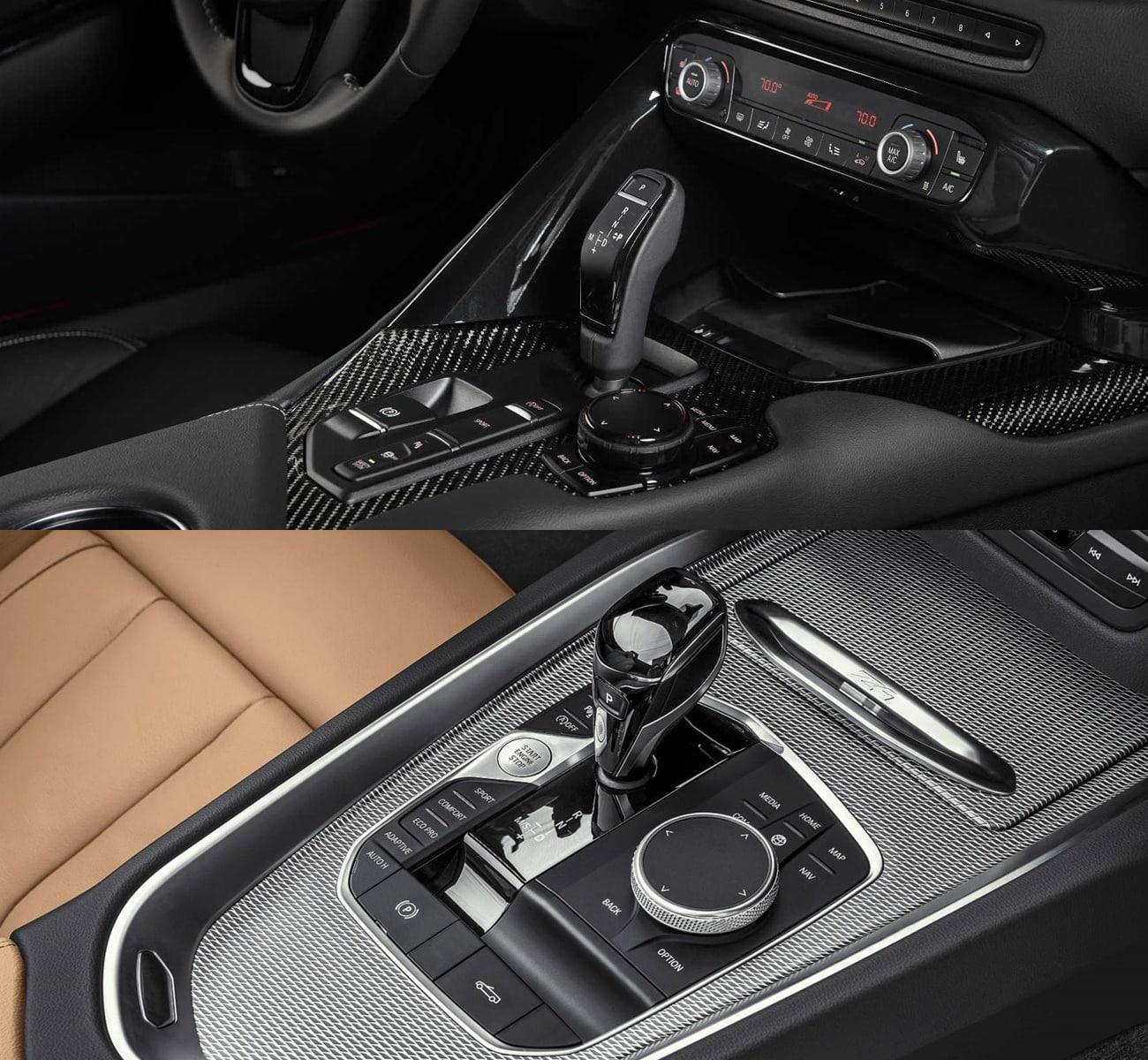 2019 Toyota Supra And Bmw Z4