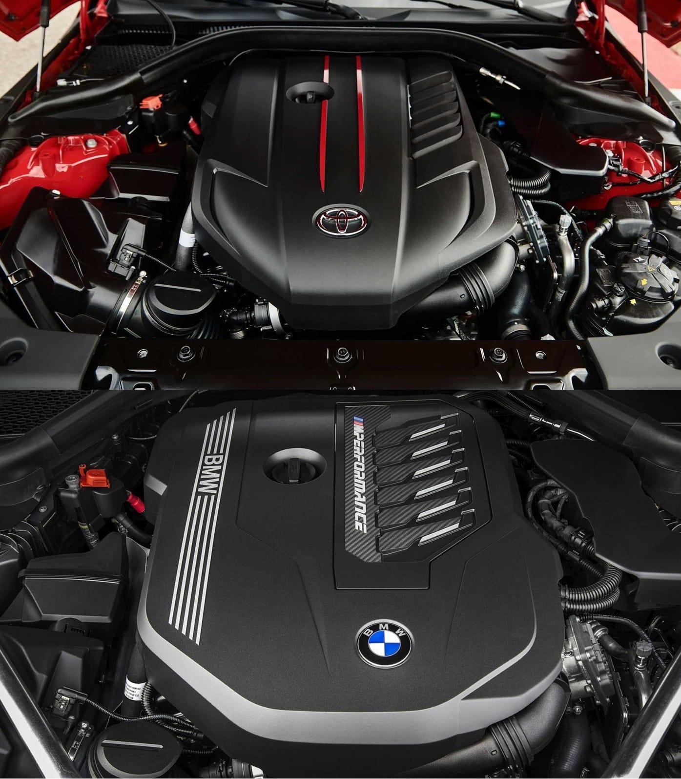 Bmw Z4 M Coupe Interior: ¿Es El Toyota Supra El BMW Z4 Coupé Que No Veremos?