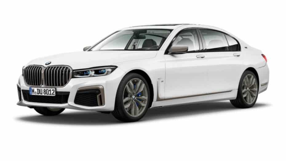 ¡Filtrado! Así es el BMW Serie 7 2019: Érase una vez un coche pegado a una parrilla frontal…