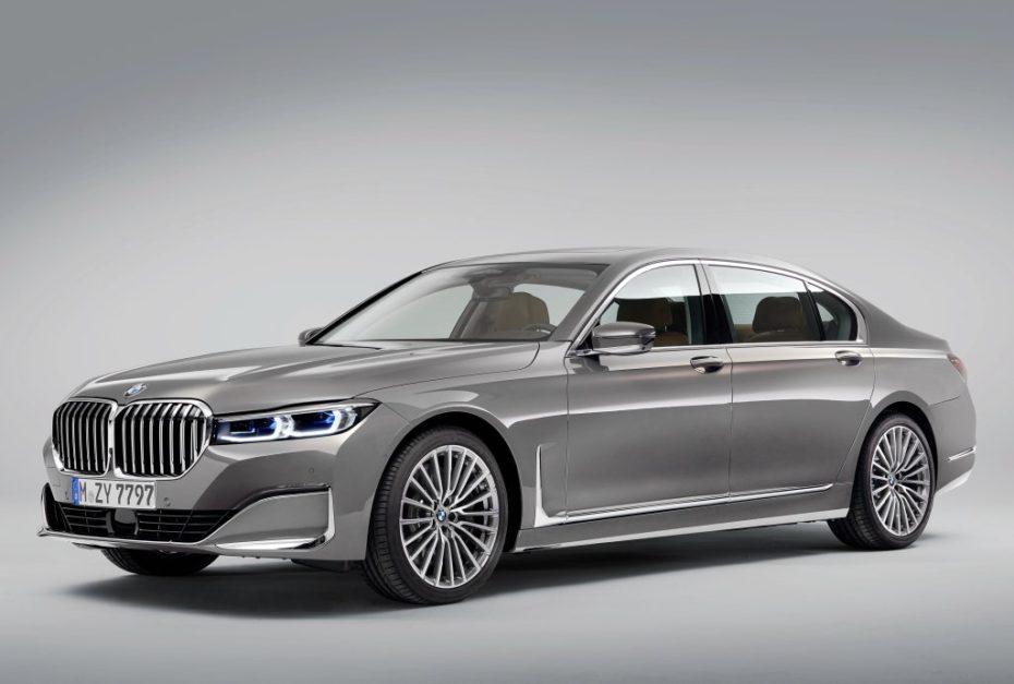 El BMW Serie 7 2019 vuelve a filtrarse horas antes de su debut: Ahora también su nuevo interior