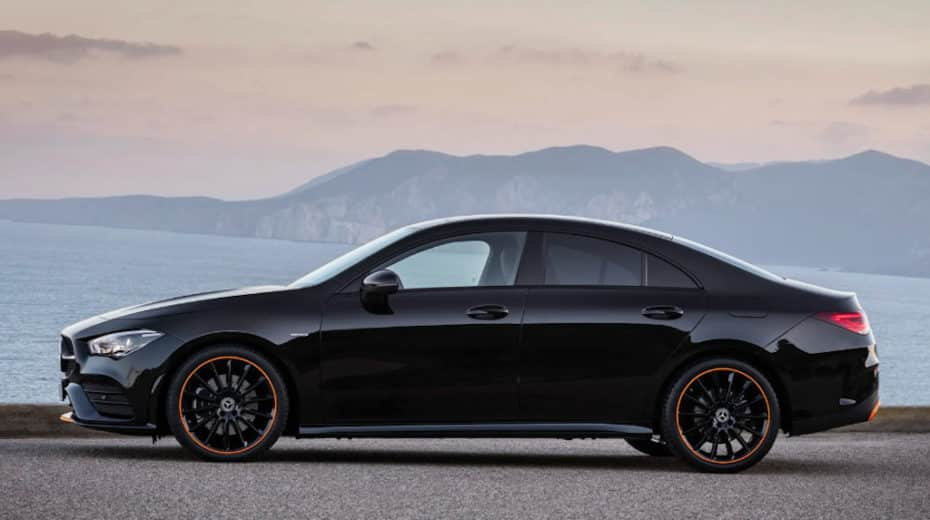 Nuevo Mercedes CLA Coupé: más grande y más tecnológico