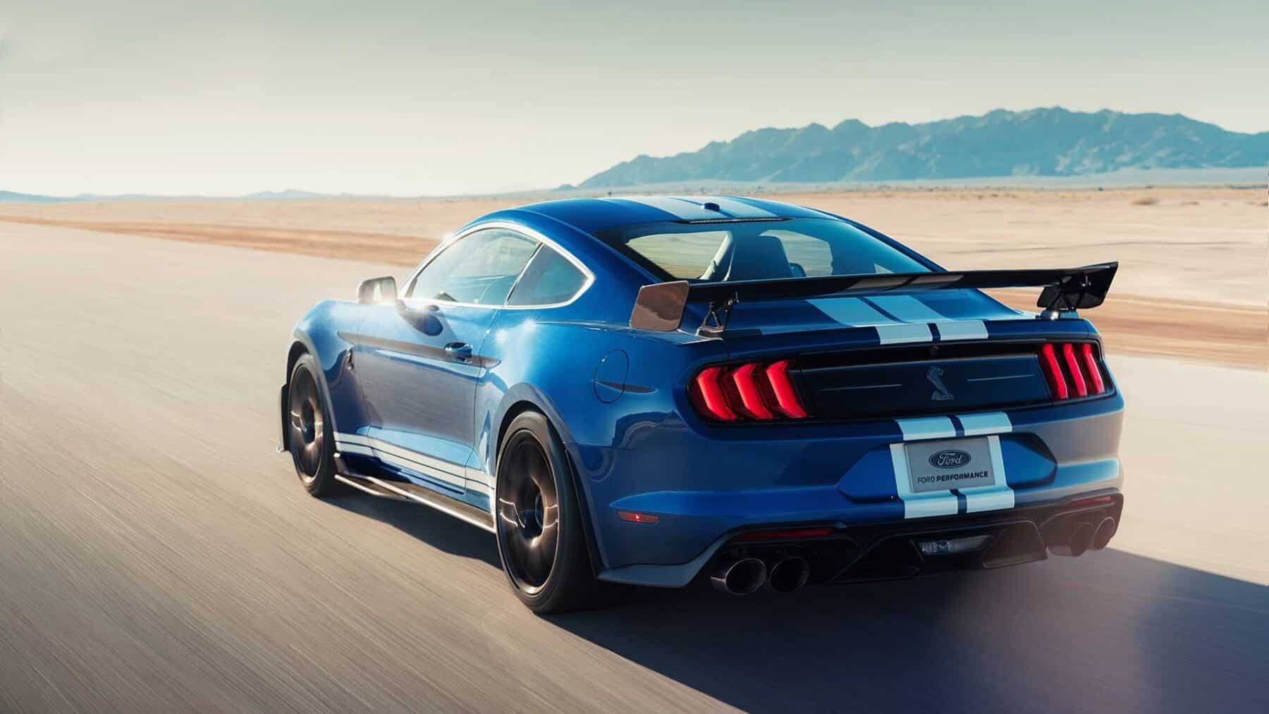 Mustang Shelby GT500: más de 700 CV para el supercoche de Ford