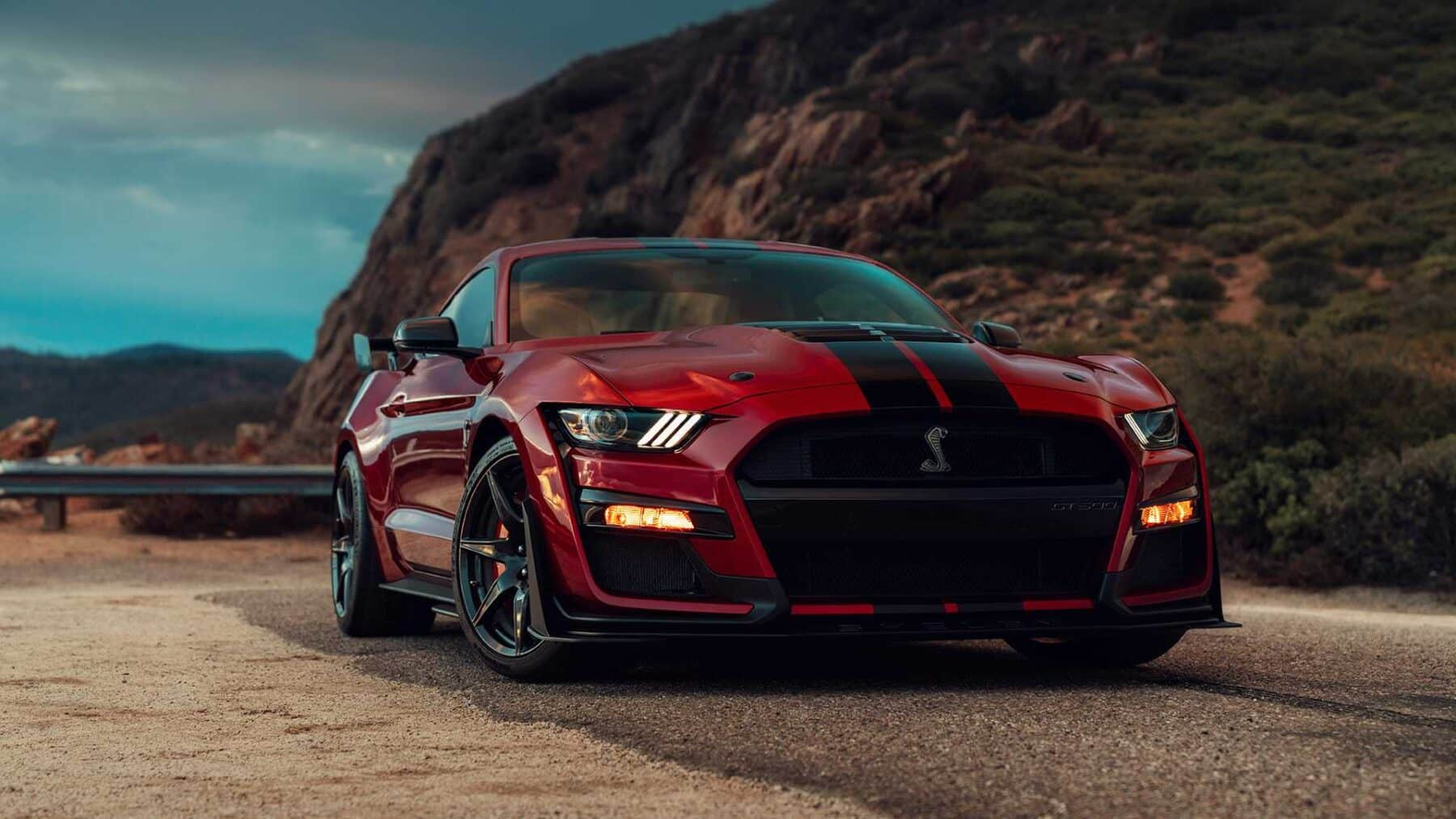 Ford Mustang Shelby GT500: