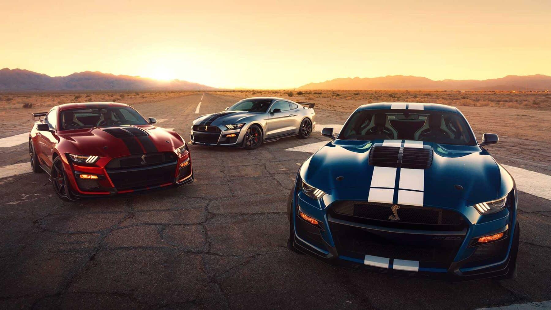 Ford Afirma Que Su Mustang Shelby Gt500 Es Tan Bestia Que Acelera De 0 A 100 Km H En Unos 3 3 Segundos