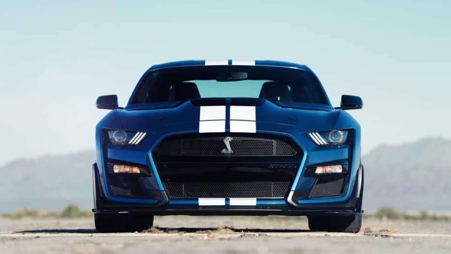 Ford nos «castiga» y no veremos al Mustang Shelby GT500 por Europa: ¡Malditas emisiones!