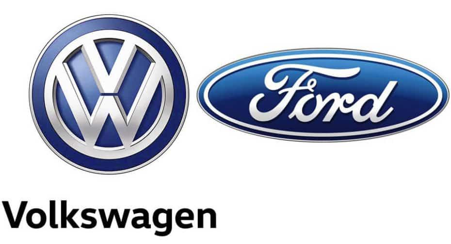 Primeros detalles de la alianza Ford-Volkswagen: Un pick up y dos furgonetas a la vista
