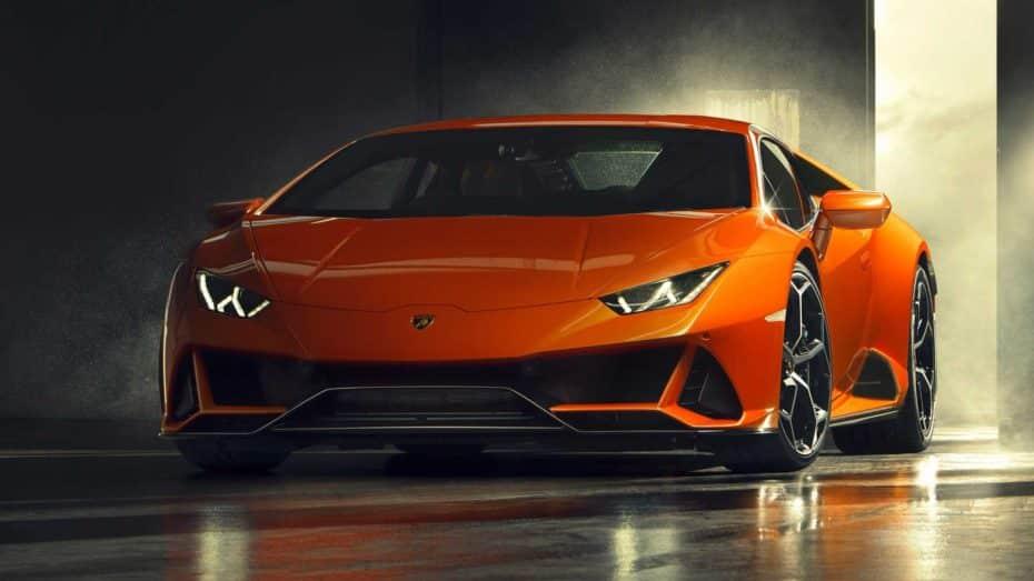 Lamborghini Huracan Evo 2020: Herencia del Performante para el sucesor del deportivo italiano