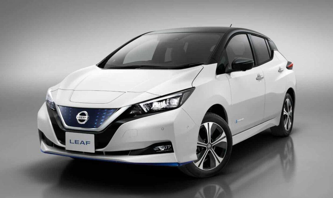 Novedades para el Nissan LEAF: Llega el LEAF 3.ZERO e+ con una batería de 62 kWh