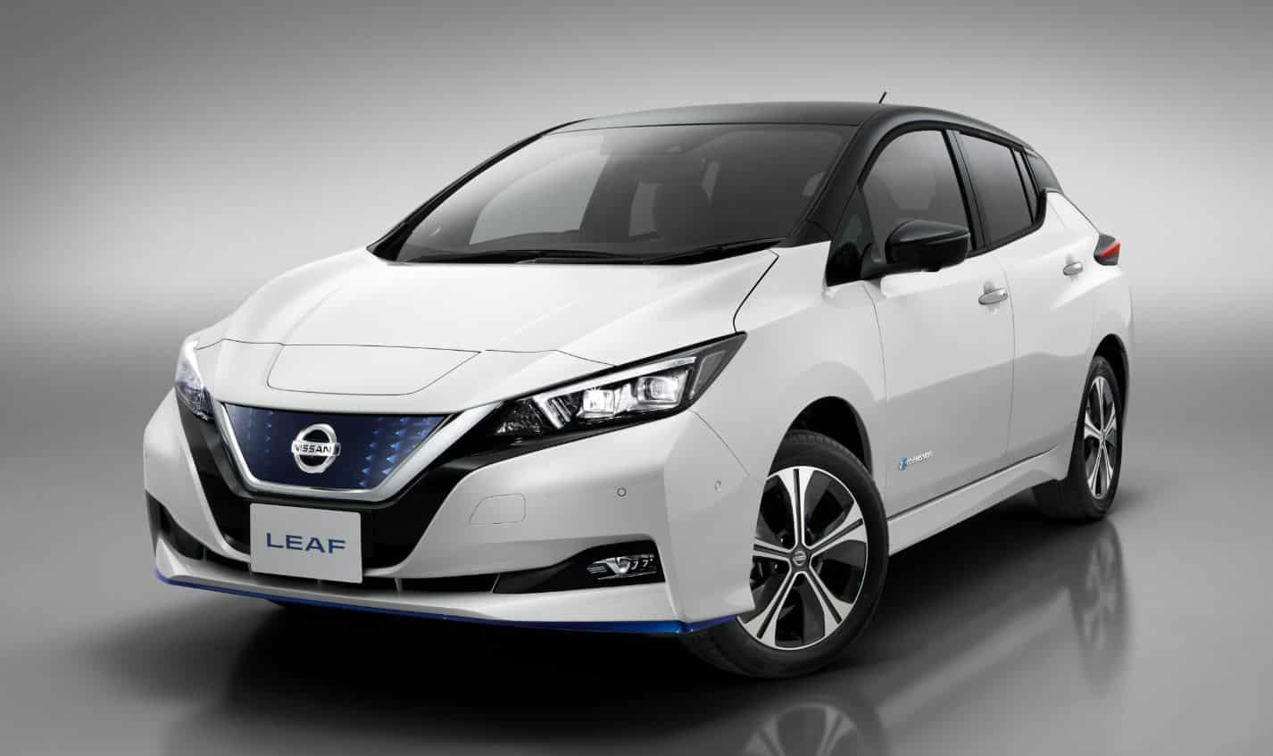 Novedades para el Nissan LEAF: Llega el LEAF 3.ZERO e+ con ...