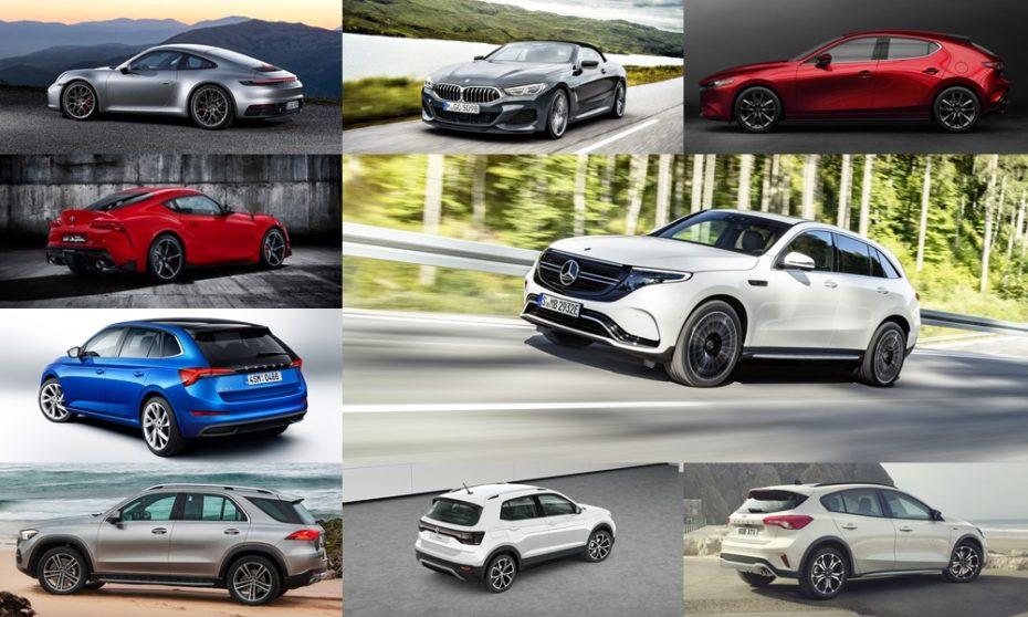 ¿Qué coche comprar en 2019? Calendario de todos los modelos que llegan