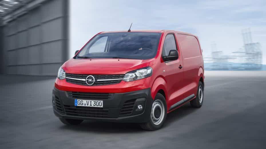 Así es el Opel Vivaro 2019: ¿Te suena de algo?