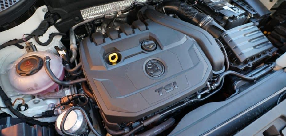 El motor 1.5 TSI EVO parece estar dando algunos problemas y por el momento no hay solución