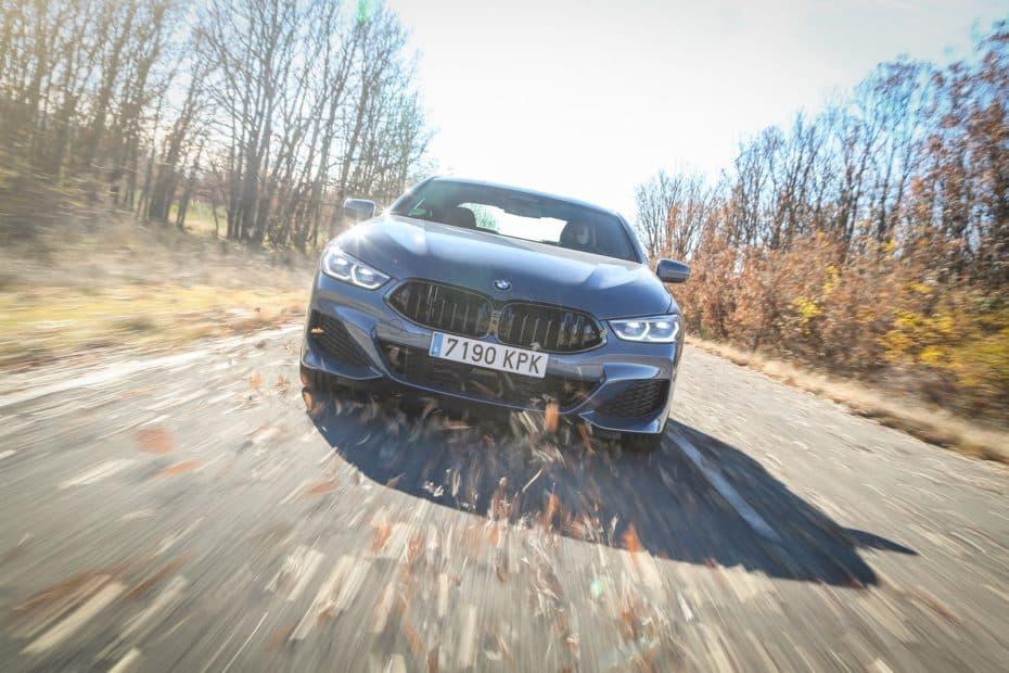 Prueba BMW 840d xDrive Coupé: 320 CV para que probablemente sea el mejor coupé premium del mercado