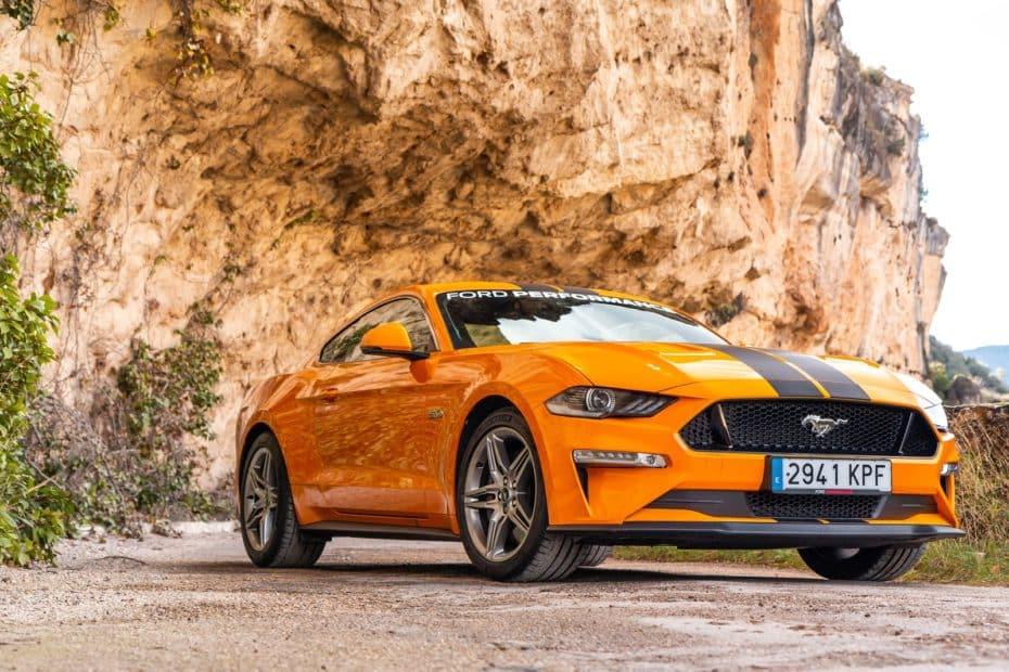 Prueba Ford Mustang Fastback GT 5.0 V8 450 CV 2019: Juega en otra liga