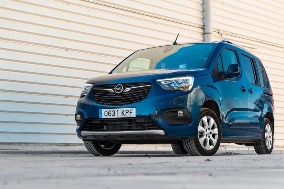 Prueba Opel Combo Life Innovation L 1.5 TD 130 CV 2019: Un coche, tres logos