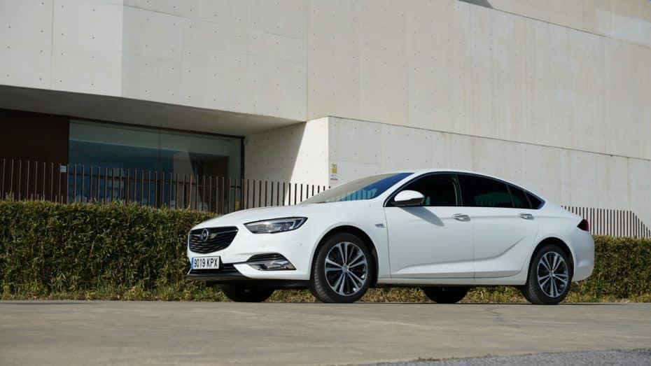 Prueba Opel Insignia 2.0 CDTI 170 CV: Porque nos gustan las grandes berlinas y el diésel sigue siendo interesante