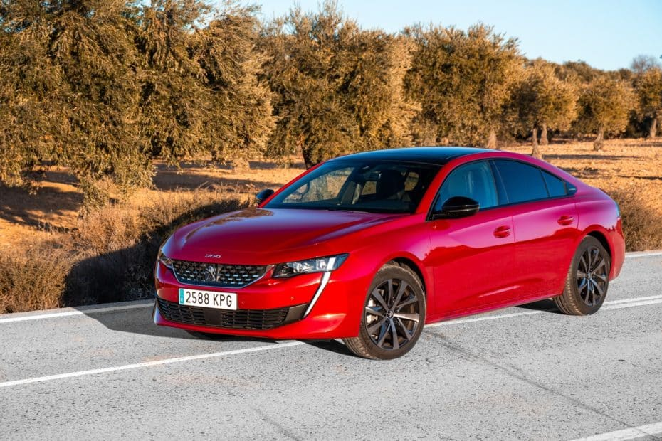 Prueba Peugeot 508 GT Line BlueHDi 180 CV EAT8 2019: Estar guapo requiere sacrificios
