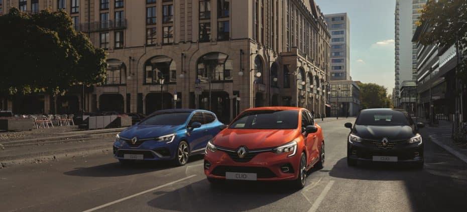 ¡Oficial! Aquí está la quinta generación del Renault Clio