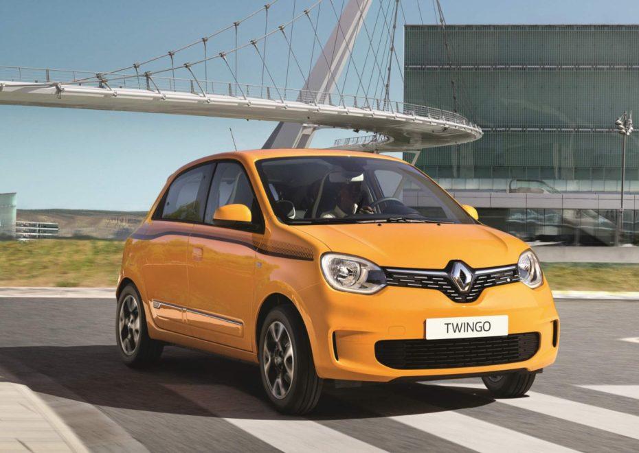 O Renault Twingo é atualizado