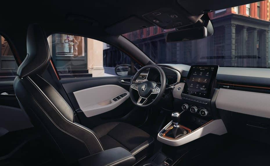 ¡Oficial! Así es el interior del nuevo Renault Clio 2019