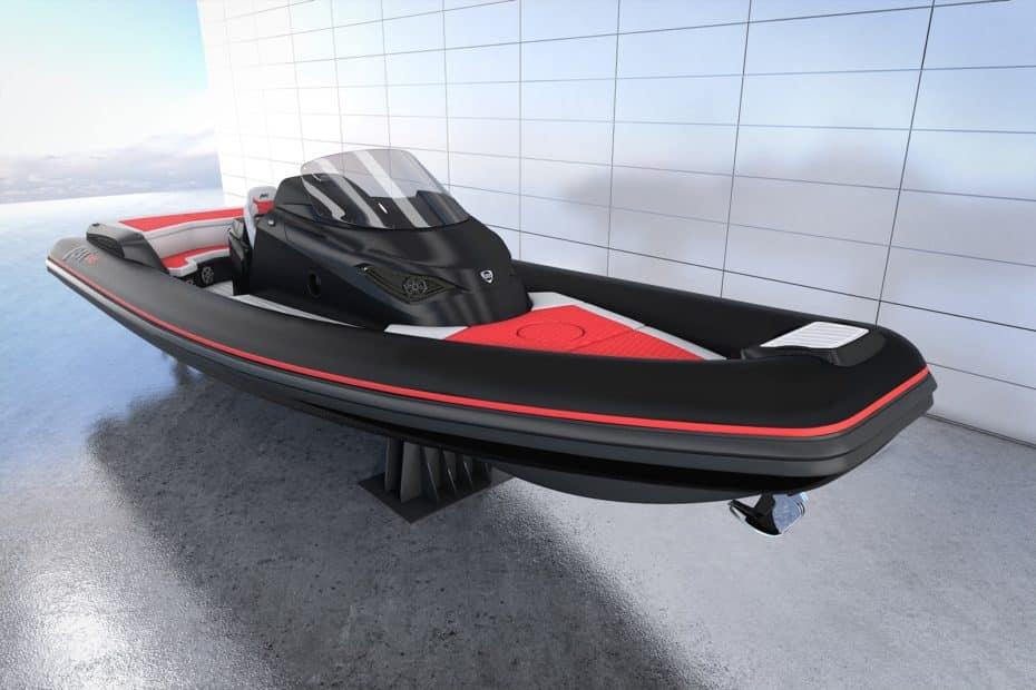 Lo último de ABT Sportsline tiene 800 CV y es más rápido que un Audi RS6+ (sobre el mar)
