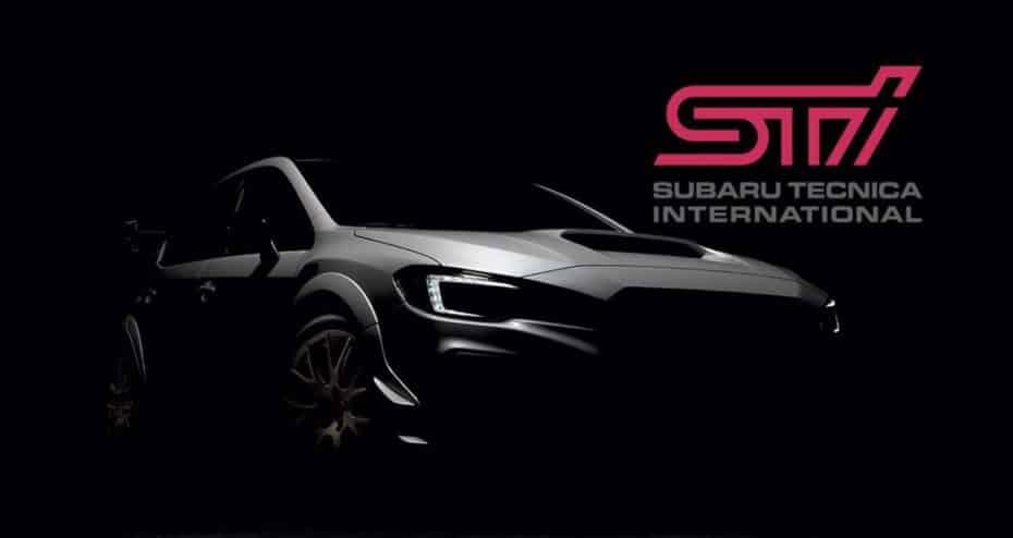 El Subaru WRX STI S209 cada vez está más cerca y por primera vez podrá comprarse fuera de Japón