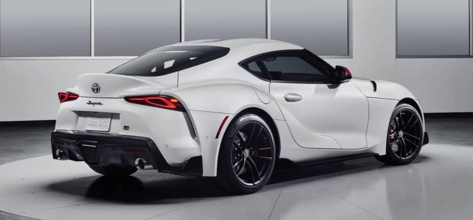 Precios, acabados y opcionales del Toyota Supra 2019 para el mercado americano: Ve haciéndote a la idea…