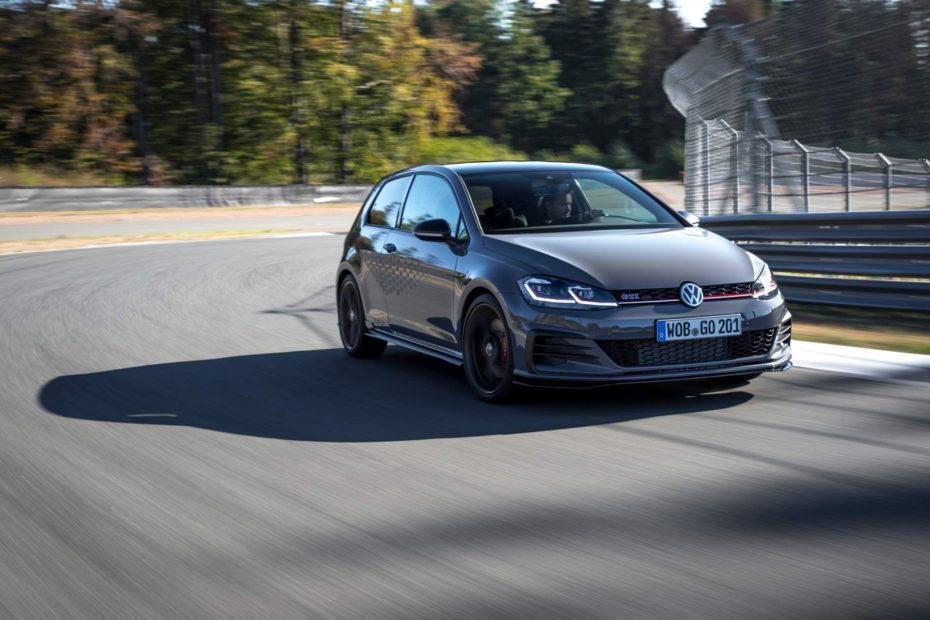 Todos los secretos del Volkswagen GTI TCR en imágenes: 290 CV de diversión