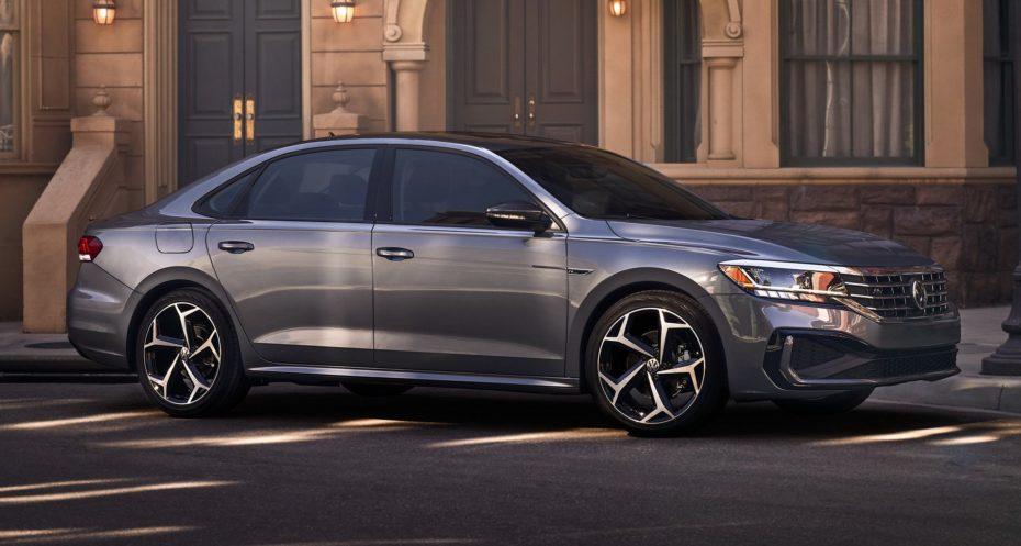 El Volkswagen Passat 2019 llega al otro lado del Charco con un diseño en la línea del Arteon