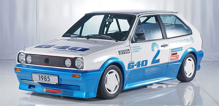 La historia de un récord: Así fue como el Volkswagen Polo G40 resistió 24 horas a 208 km/h