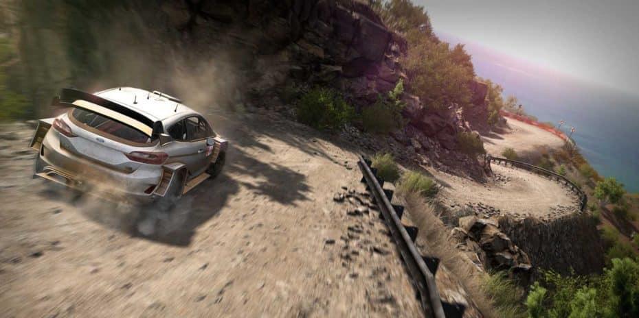 Primeras imágenes del videojuego WRC 8: Una ausencia prolongada para mejorarlo todo