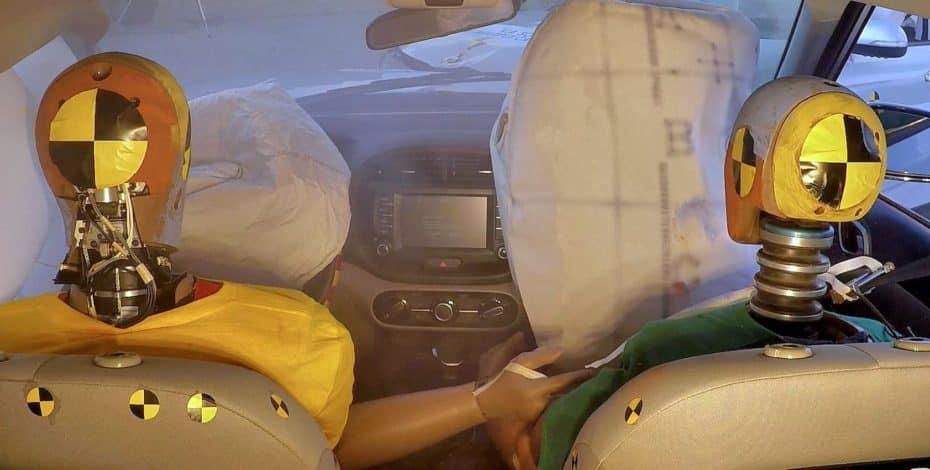 ¿Airbags diseñados para las colisiones múltiples?