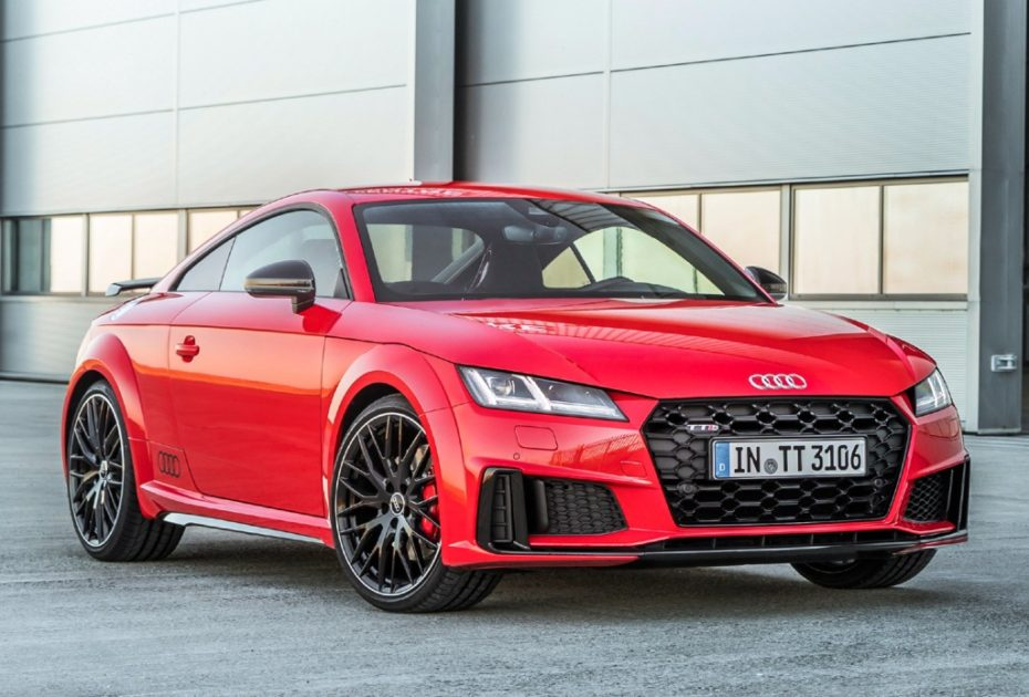 Audi TTS 'Competition' 2019: Mayor atractivo con suficientes dosis de potencia