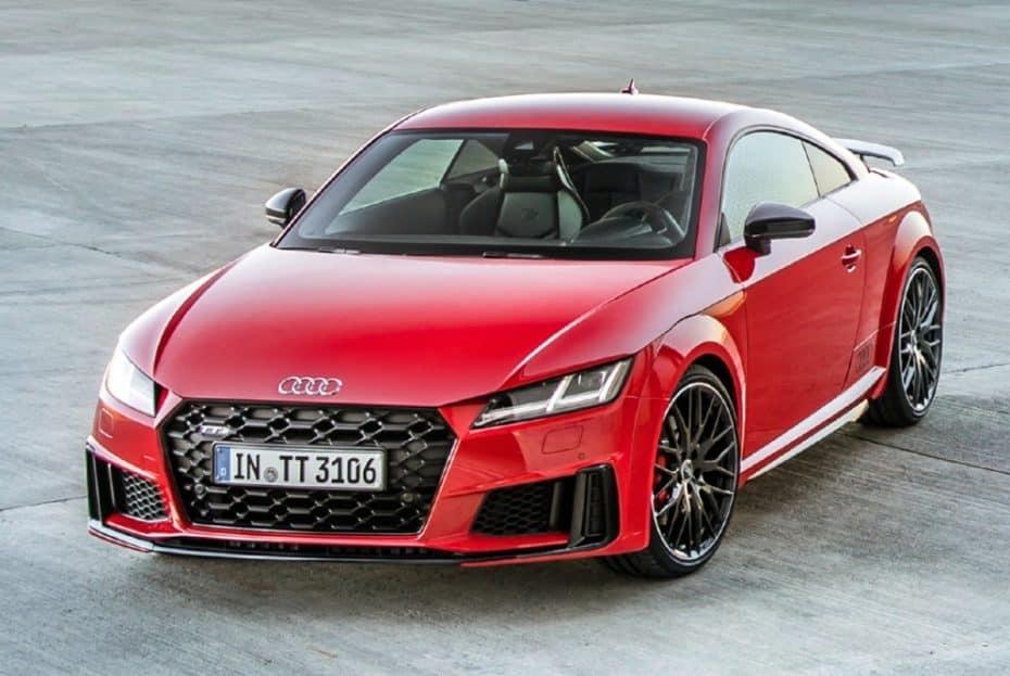 Así es la gama 2019 del Audi TT