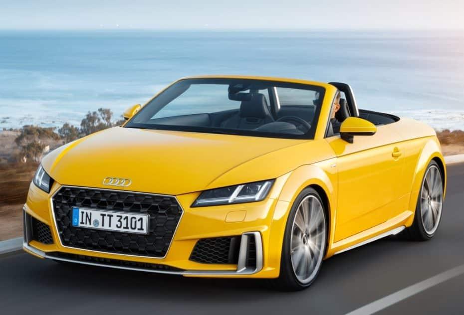 Todos los precios del renovado Audi TT: Adiós al diésel