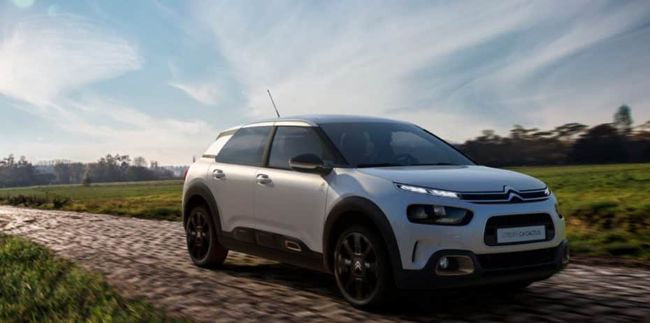 Nuevo Citroën C4 Cactus «Origins»: Ya disponible
