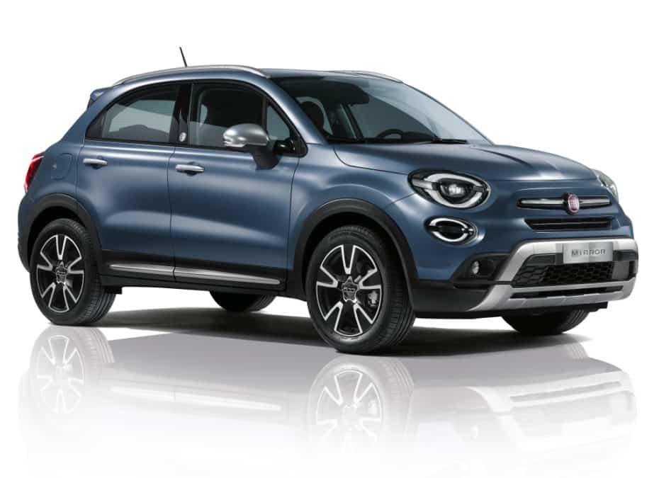 Nuevo Fiat 500X 2019 «Mirror»: La edición especial llega al crossover