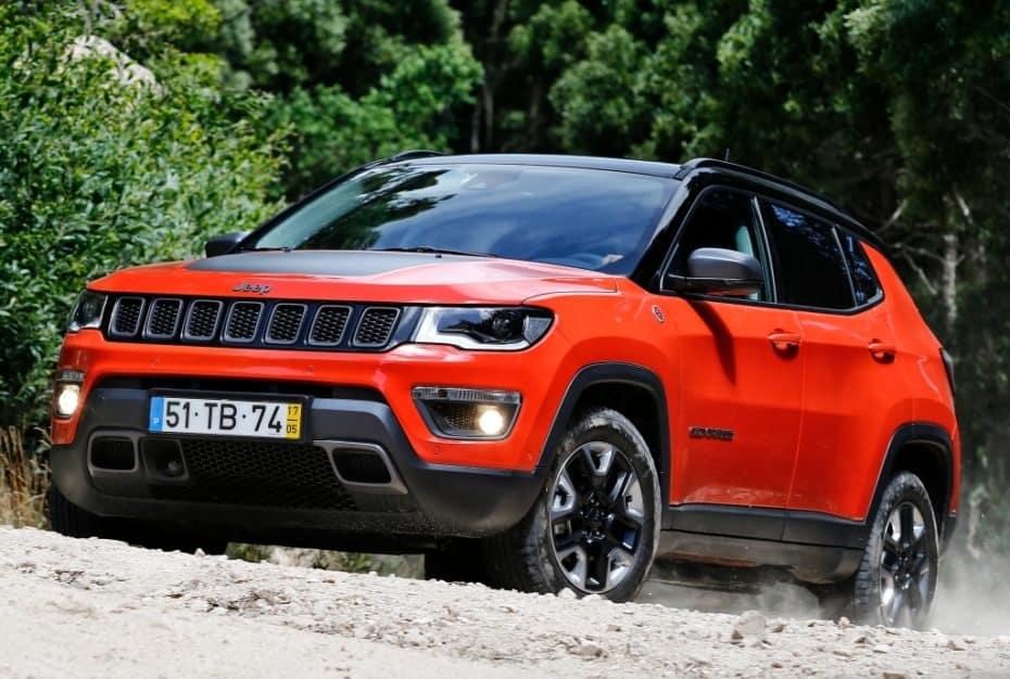 Se pone a la venta el Jeep Compass «Trailhawk»: La opción off-road