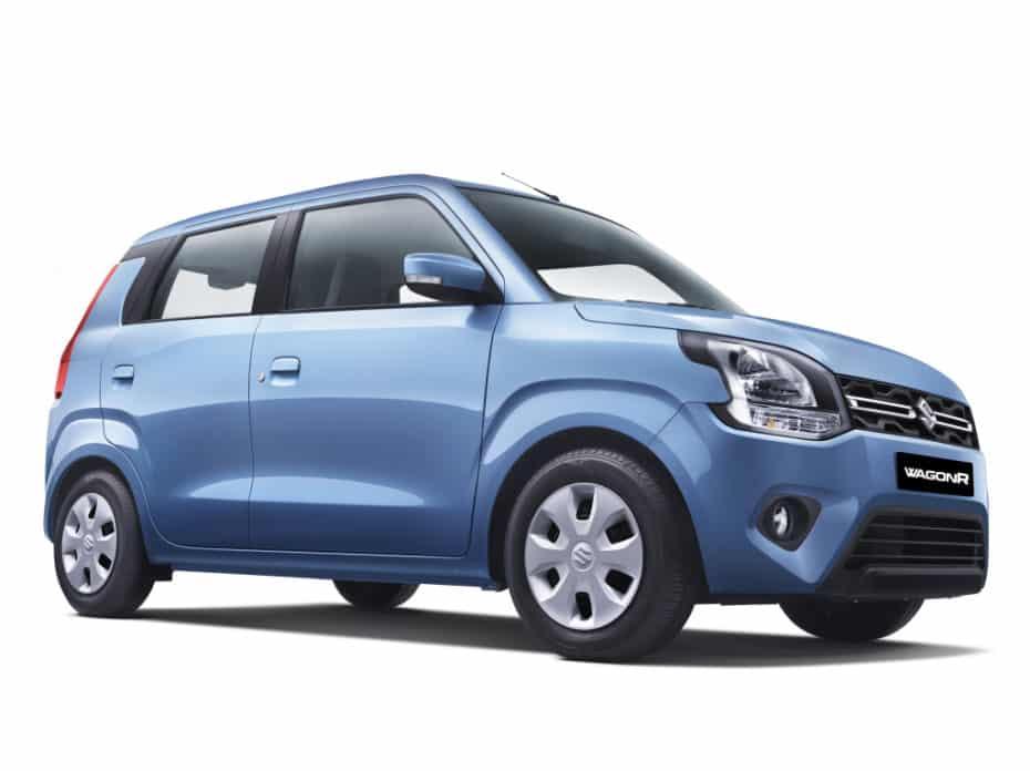 Maruti-Suzuki lanza un nuevo WagonR, exclusivo para la India