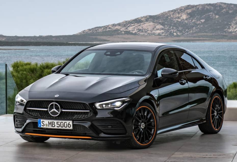 Oficial: Nuevo Mercedes CLA