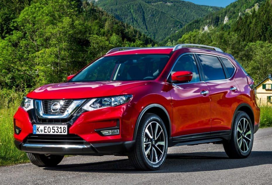 El Nissan X-Trail estrena gama 2019: Llegan los 1.3 Turbo