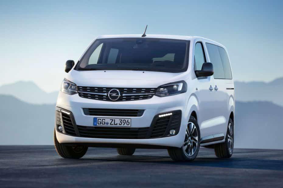El Opel Zafira Life ya tiene precios en Francia