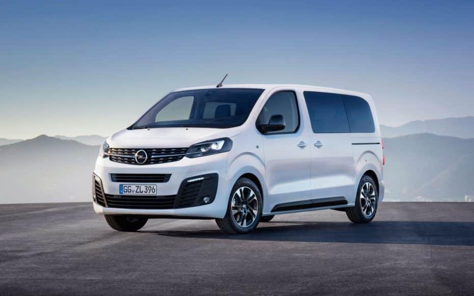 Todos los precios del nuevo Opel Zafira Life para España